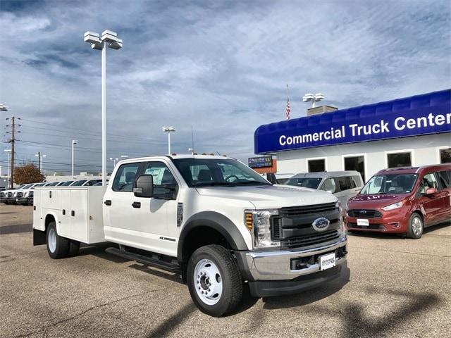 2019 Ford F-550 Crew Cab DRW 4x4, Knapheide Service Body #L191061 - photo 1