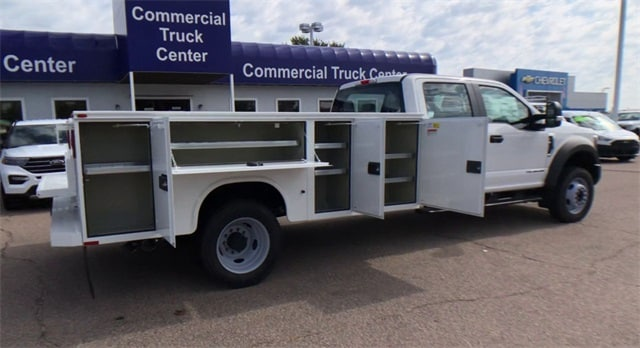 2019 F-450 Crew Cab DRW 4x4, Knapheide Service Body #L191108 - photo 1