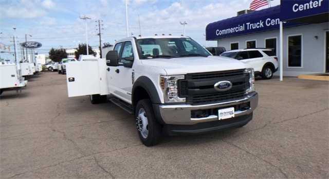 2019 Ford F-450 Crew Cab DRW 4x4, Knapheide Service Body #L191108 - photo 1