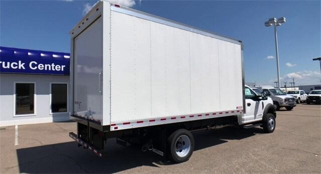 2019 F-550 Regular Cab DRW 4x2, Morgan Dry Freight #L191127 - photo 1