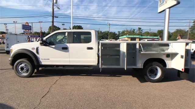 2019 F-450 Crew Cab DRW 4x4, Reading Classic II Steel Service Body #L191148 - photo 9