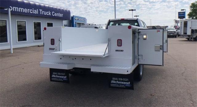 2019 F-550 Crew Cab DRW 4x2, Reading Classic II Steel Service Body #L191150 - photo 4