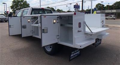 2019 F-550 Crew Cab DRW 4x2, Reading Classic II Steel Service Body #L191150 - photo 2