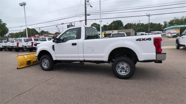 2019 F-250 Regular Cab 4x4, Fisher Snowplow Pickup #L191227 - photo 3