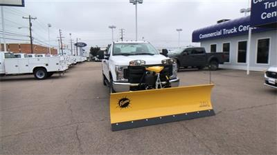 2019 F-250 Regular Cab 4x4, Fisher Snowplow Pickup #L191227 - photo 7