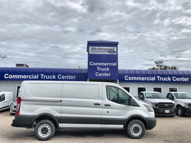 2019 Transit 250 Low Roof 4x2, Empty Cargo Van #L191231 - photo 1
