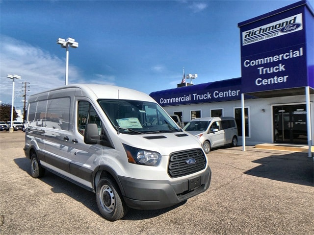 2019 Transit 250 Med Roof 4x2, Empty Cargo Van #L191360 - photo 1