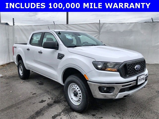 2019 Ford Ranger SuperCrew Cab 4x4, Pickup #L191364 - photo 1