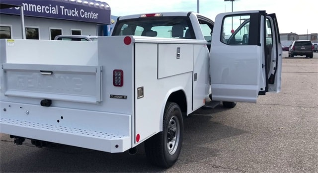 2019 F-250 Super Cab 4x4, Reading Service Body #L191407 - photo 1