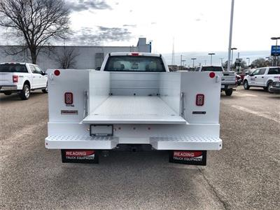 2019 F-350 Crew Cab DRW 4x4, Reading Service Body #L191415 - photo 22