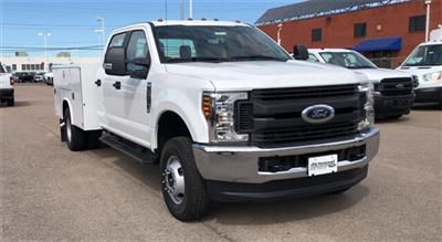 2019 F-350 Crew Cab DRW 4x4, Reading Service Body #L191415 - photo 7