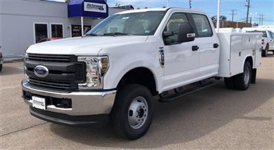 2019 F-350 Crew Cab DRW 4x4, Reading Service Body #L191415 - photo 8