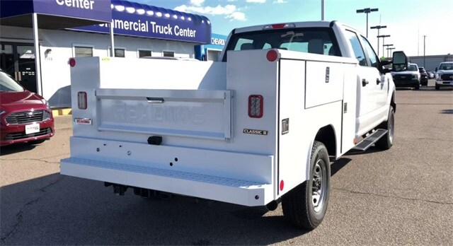 2019 F-250 Crew Cab 4x4, Reading Service Body #L191433 - photo 1