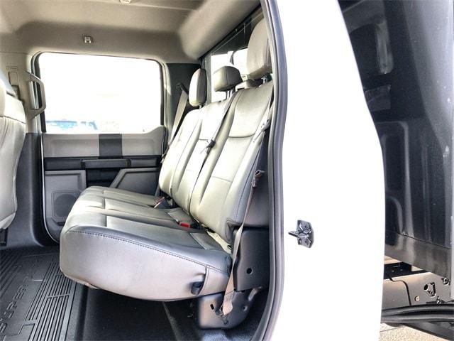 2019 F-550 Crew Cab DRW 4x4, PJ's Landscape Dump #L191469 - photo 21
