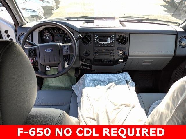 2019 F-650 Crew Cab DRW 4x2, PJ's Landscape Dump #L19148 - photo 12