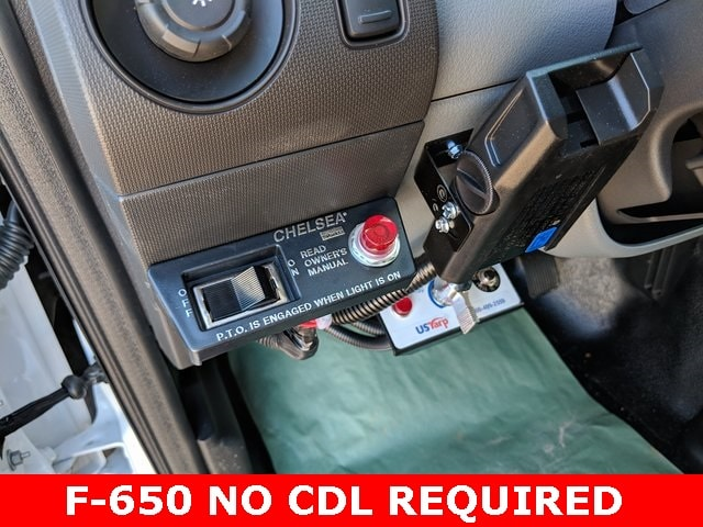 2019 F-650 Crew Cab DRW 4x2, PJ's Landscape Dump #L19148 - photo 19