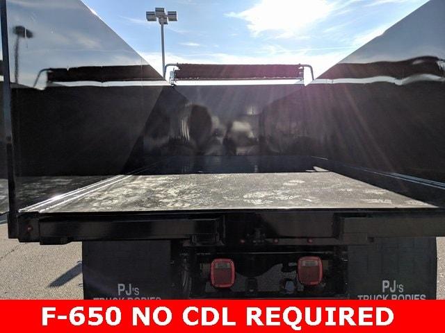 2019 F-650 Crew Cab DRW 4x2, PJ's Landscape Dump #L19148 - photo 8