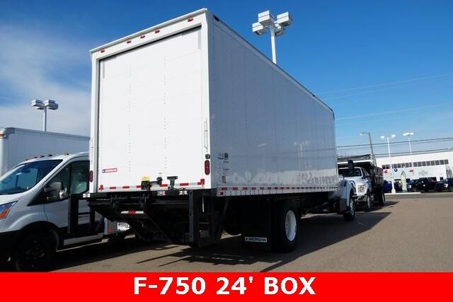 2019 F-750 Regular Cab DRW 4x2, Morgan Dry Freight #L19527 - photo 1