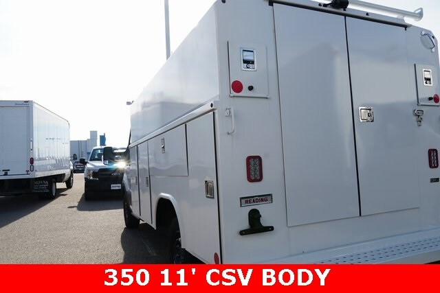 2019 Transit 350 4x2, Reading Service Utility Van #L19571 - photo 1