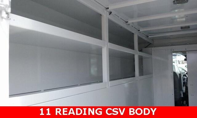2019 Transit 350 4x2, Reading Aluminum CSV Service Utility Van #L19709 - photo 6