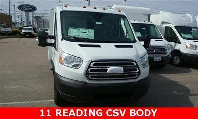 2019 Transit 350 4x2, Reading Aluminum CSV Service Utility Van #L19709 - photo 3