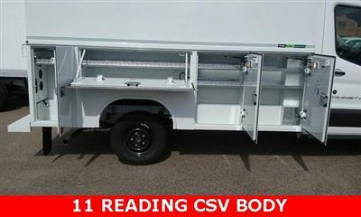 2019 Transit 350 4x2, Reading Aluminum CSV Service Utility Van #L19709 - photo 4