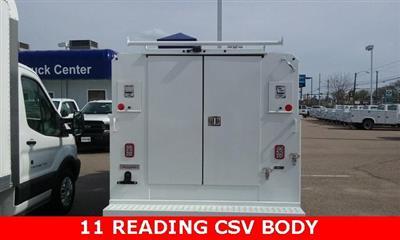 2019 Transit 350 4x2, Reading Aluminum CSV Service Utility Van #L19709 - photo 2