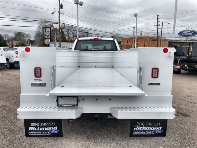 2019 Ford F-550 Crew Cab DRW 4x2, Reading Service Body #L19737 - photo 1