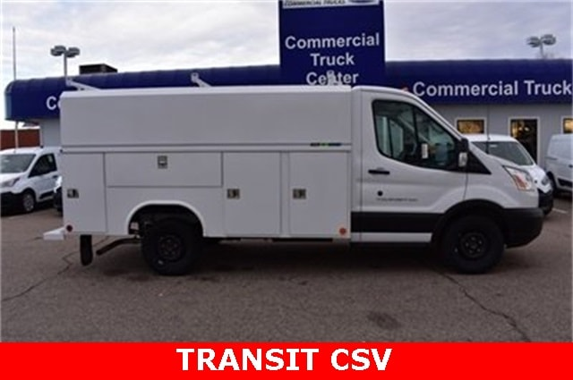 2019 Transit 350 4x2, Reading Service Utility Van #L19779 - photo 1