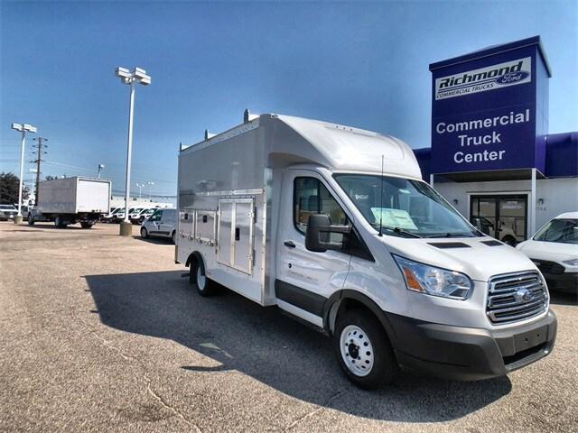 2019 Transit 350 HD DRW 4x2, Rockport Service Utility Van #L19861 - photo 1