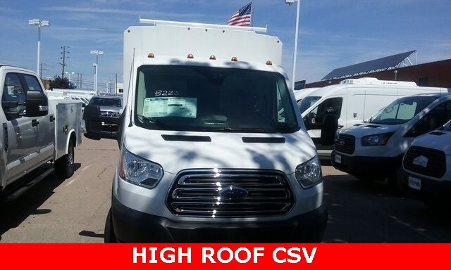 2019 Transit 350 HD DRW 4x2, Reading Service Utility Van #L19879 - photo 1