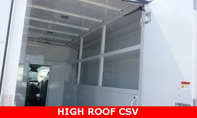 2019 Transit 350 HD DRW 4x2, Reading Aluminum CSV Service Utility Van #L19879 - photo 7
