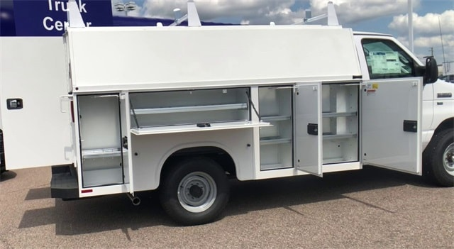 2019 Ford E-350 4x2, Knapheide Service Utility Van #L19987 - photo 1