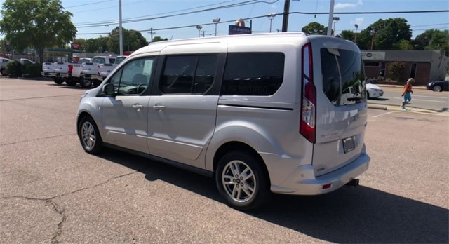 2020 Transit Connect, Passenger Wagon #L20019 - photo 7
