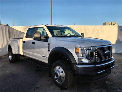 2020 F-450 Crew Cab DRW 4x4, Pickup #L20186 - photo 1
