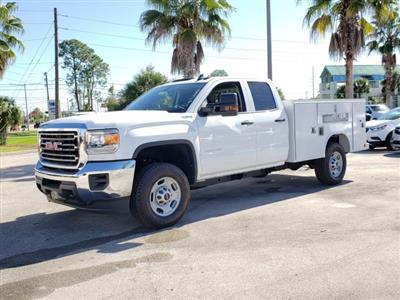 2019 Sierra 2500 Extended Cab 4x4, Reading SL Service Body #4390839 - photo 4