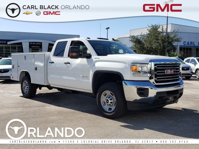 2019 GMC Sierra 2500 Extended Cab 4x4, Reading Service Body #4390843 - photo 1