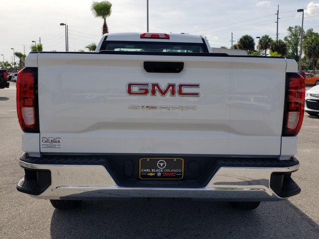 2020 GMC Sierra 1500 Regular Cab RWD, Pickup #F4300414 - photo 2