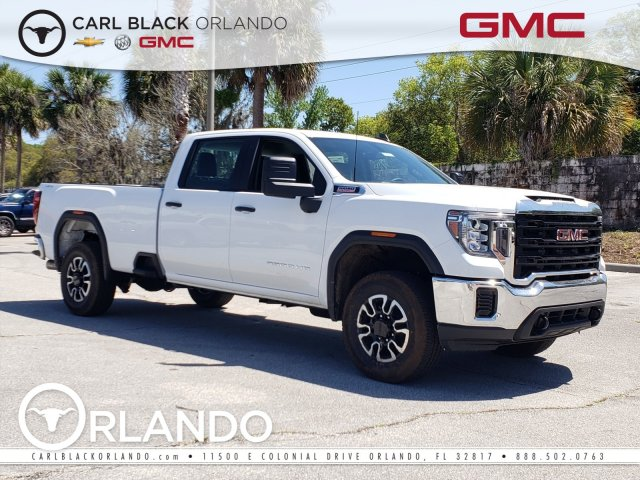 2020 GMC Sierra 3500 Crew Cab 4x4, Pickup #F4300471 - photo 1
