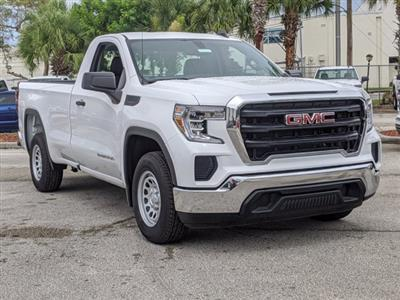 2020 GMC Sierra 1500 Regular Cab RWD, Pickup #F4300475 - photo 5