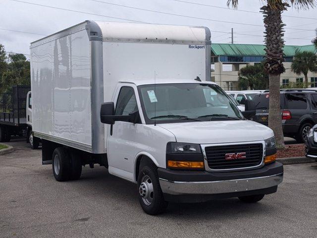 2020 GMC Savana 3500 4x2, Cutaway Van #F4300851 - photo 5