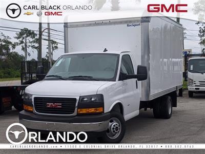 2020 GMC Savana 3500 4x2, Cutaway Van #F4300851 - photo 1