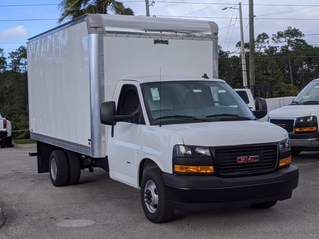 2020 GMC Savana 3500 4x2, Knapheide KCA Cutaway Van #F4300888 - photo 5