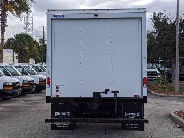 2020 GMC Savana 3500 4x2, Knapheide KCA Cutaway Van #F4300888 - photo 8