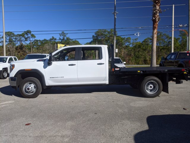 2020 GMC Sierra 3500 Crew Cab 4x4, Platform Body #F4300894 - photo 9