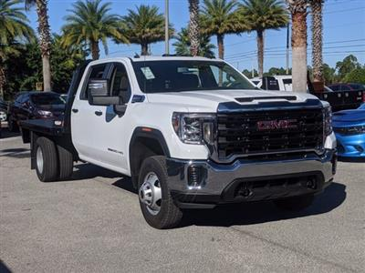 2020 GMC Sierra 3500 Crew Cab 4x4, Platform Body #F4300894 - photo 5