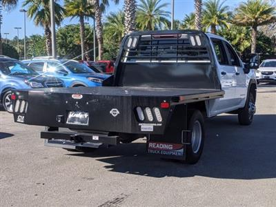 2020 GMC Sierra 3500 Crew Cab 4x4, Platform Body #F4300894 - photo 7