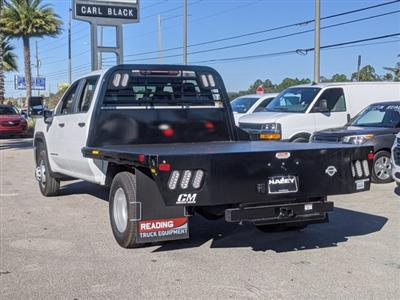 2020 GMC Sierra 3500 Crew Cab 4x4, Platform Body #F4300894 - photo 2