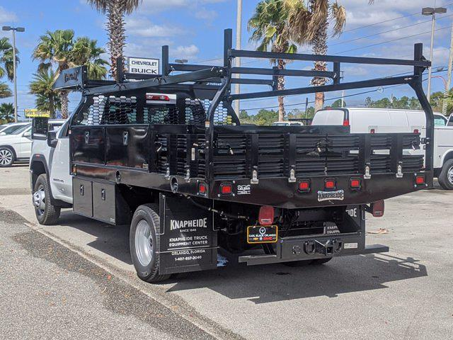 2021 GMC Sierra 3500 Regular Cab 4x2, Knapheide Contractor Body #F4310352 - photo 1