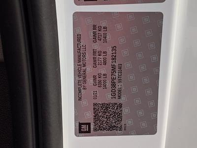 2021 GMC Sierra 3500 Regular Cab 4x2, Knapheide Contractor Body #F4310352 - photo 32